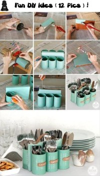 Easy Soup And Can Holder For The Pantry