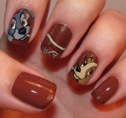 absolutely awesome disney nail