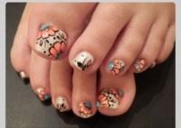 Fancy Toe Nail Art   Trusper