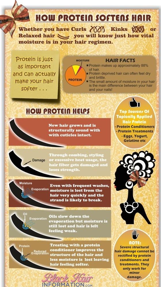 How Protein Helps Hair Growth ? | Trusper