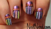 birthday nails ideas