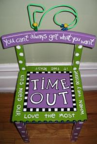 Time-Out Chair Ideas For Kids | Trusper