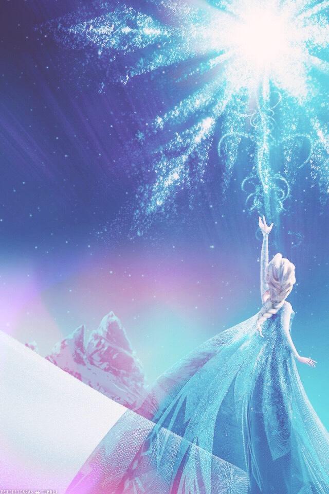 Iphone Disney Frozen Tumblr