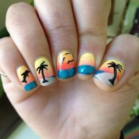Summer Time Nail Designs  | Trusper