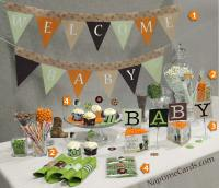 Ideas For Baby Shower Decorations | Best Baby Decoration