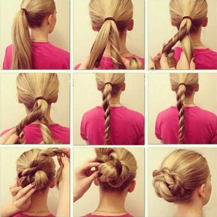 Super Cute Hairstyles Quick And Easy And Great For Dates