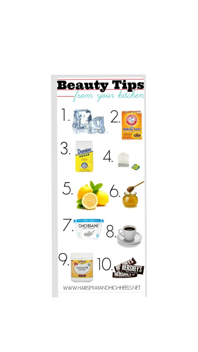 Beauty Tips Straight From Your Kitchen   Trusper