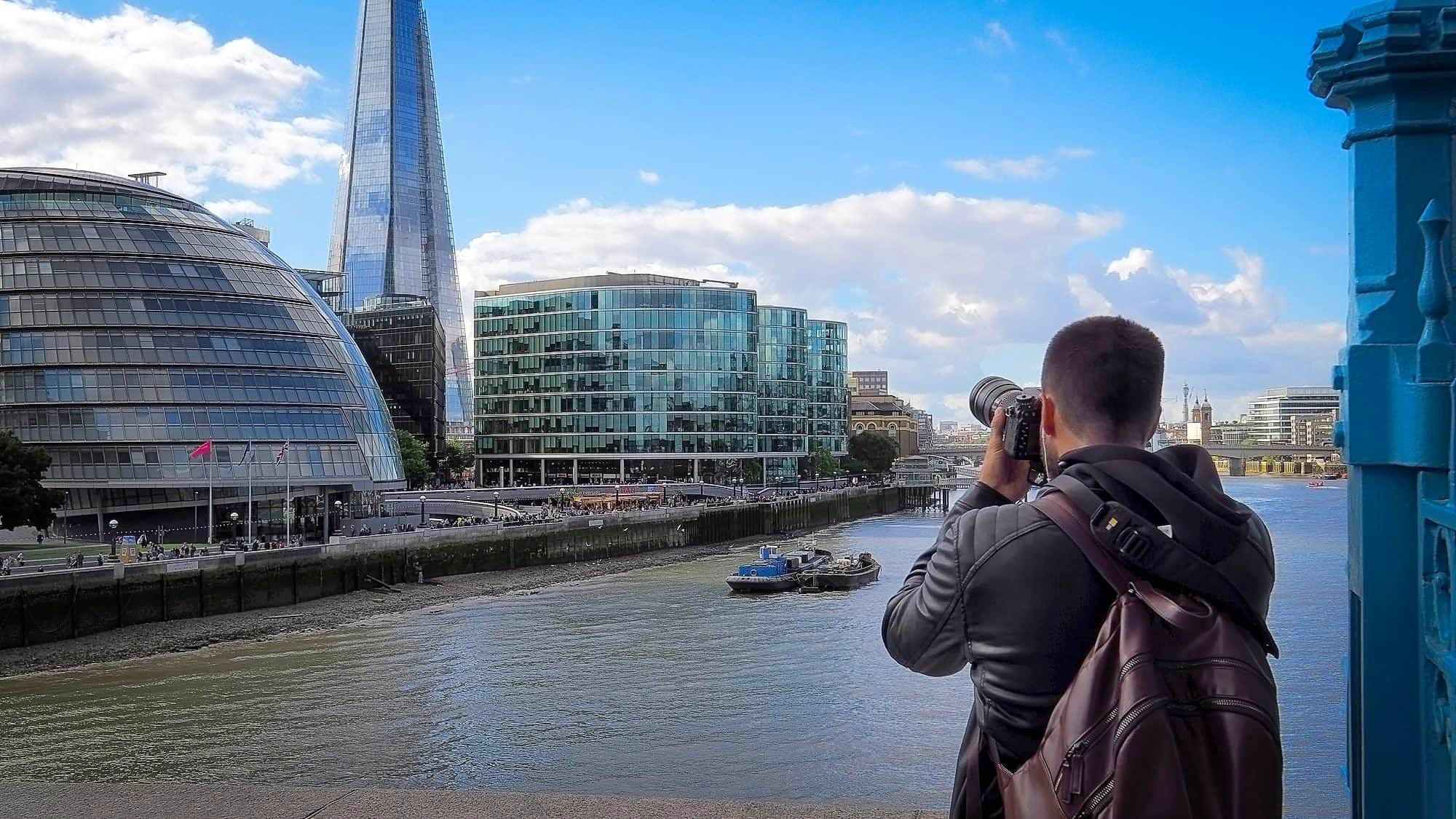 Dnde hacer las mejores fotos de Londres 2019