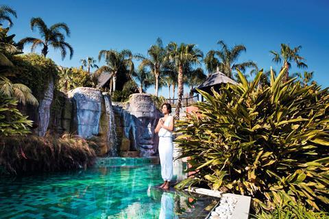 Asia Gardens & Thai Spa - A Royal Hideaway Hotel