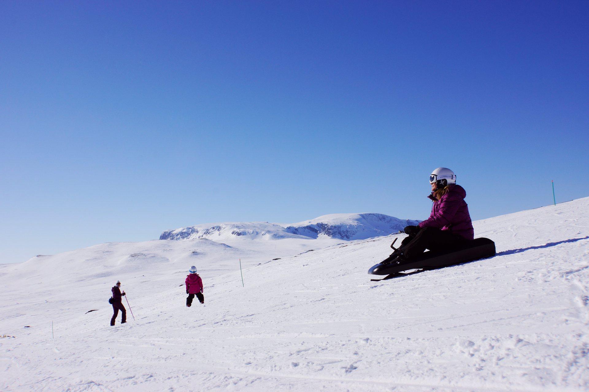 Wintersport Skigebied Geilo  TUI