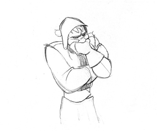 Animation Tidbits — Visual Development work for Frozen