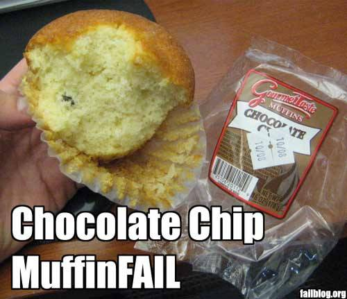 Muffin Fail « FAIL Blog: Pictures and Videos of Owned, Pwnd and Fail Moments