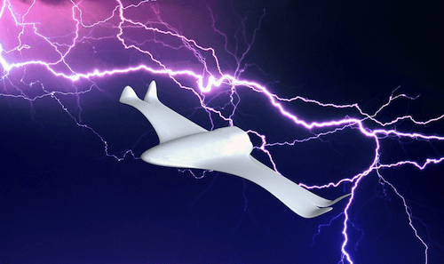A Mighty Wind: Ionic Thrusters Could Make Powerful, Silent Aircraft Engines
