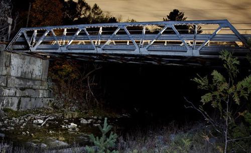 ghost hunting bridges