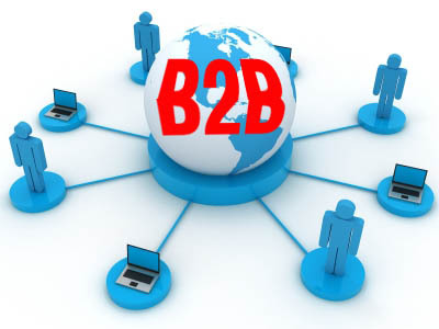 2.1. Negocio a Negocio (B2B,BUSINESS TO BUSINESS) - Glenda Velazquez