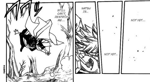 [Theory] Confirmed END = Evil Natsu Dragneel