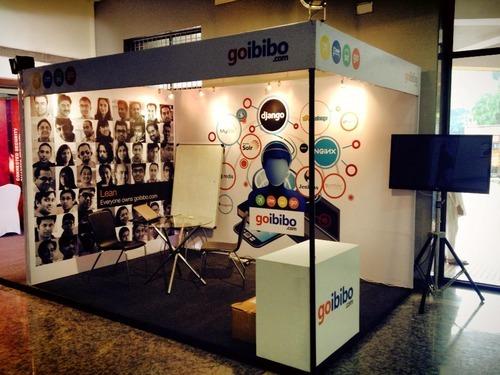 GoIbibo sponsored PyCon Bangalore