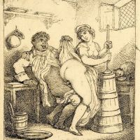 Thomas Rowlandson, 1812-1827