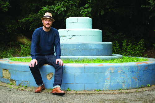 Ben Lloyd-Ennals, Lost Lido on Peckham Rye Fountain