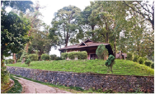 Hotel in Coorg