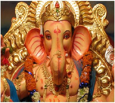 Ganapati-Bappa moriya