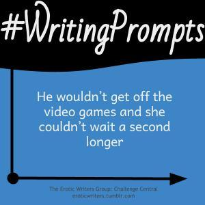 #WritingPrompts for #EroticWriters (#Session7:D3)