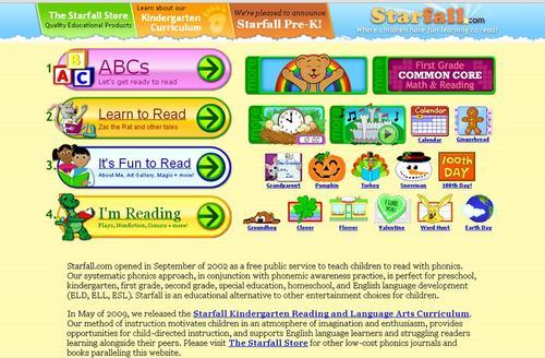 Download Starfall Second Grade Games Free