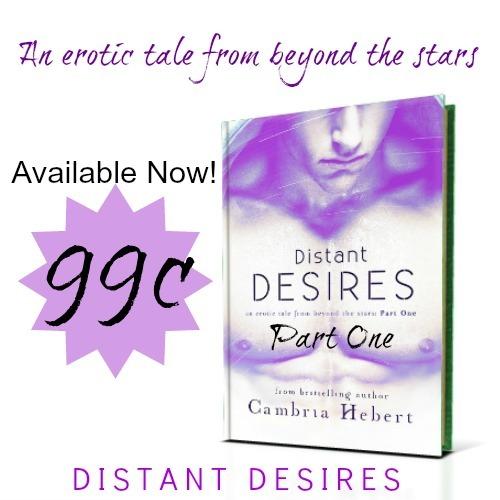 Distant Desires $0.99 Banner