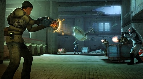 Half-Life 2: Deathmatch Officially Launched on Steam for