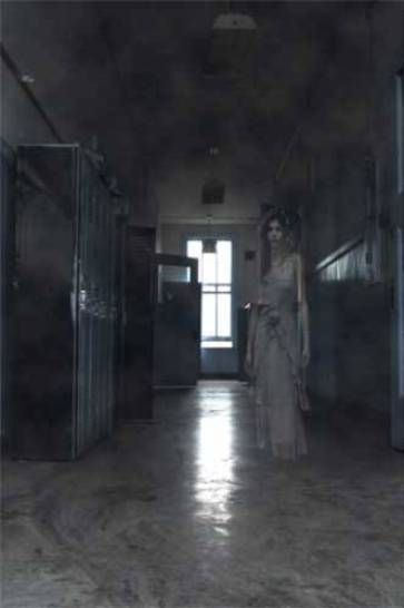 If you see an apparition, then the ghost is not a poltergeist