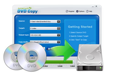 Aimersoft DVD Copy 2 5 1 5 + Key [SOFTWARE] | iCracked World