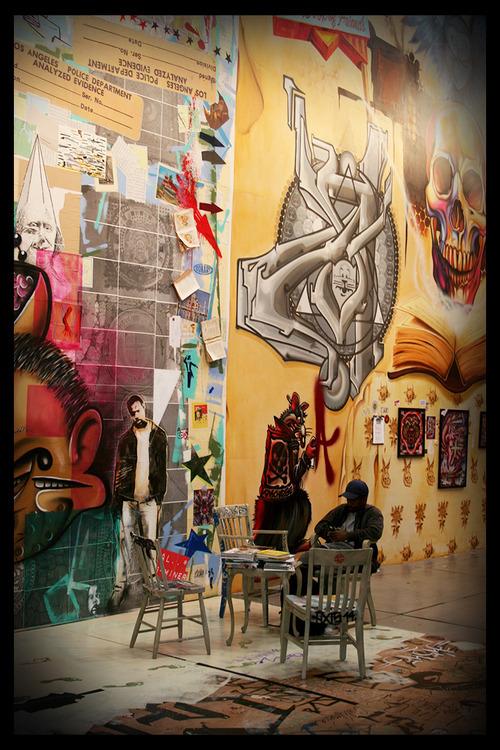 Plek Graffiti Black Book