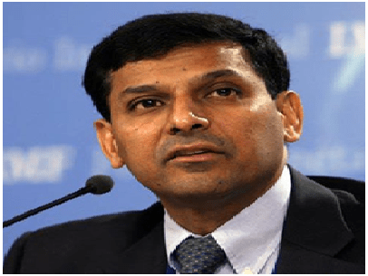 Reserve Bank of India Governor Raghuram Rajan