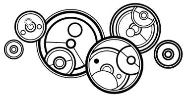 F Yeah Gallifreyan! , List of Gallifreyan Alphabets