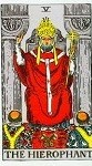 hierophant tarot card meaning