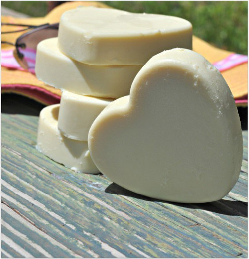 DIY Sunscreen blocks lovesurf