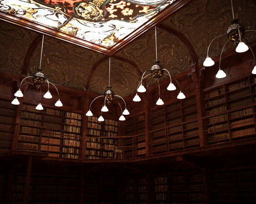 ghost hunting research in libraries