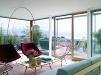 Un appartement contemporain et vintage  Lausanne ...
