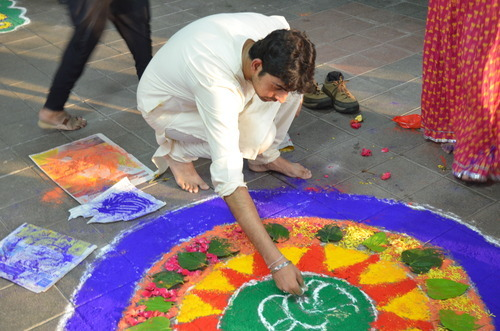 wonderful Rangoli images