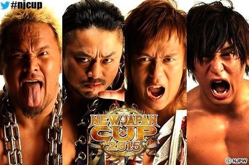 Njpw New Japan Cup 2015 Finals