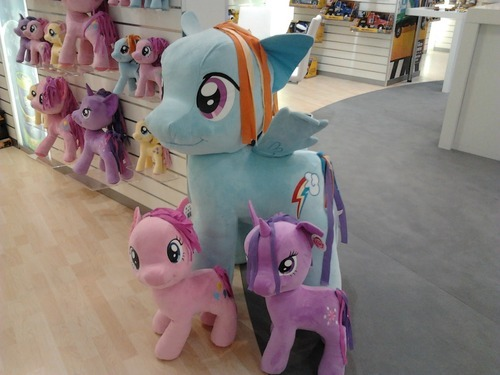 More Nuremberg Info New Funrise Plush And Aj Gets A Hat Derpy