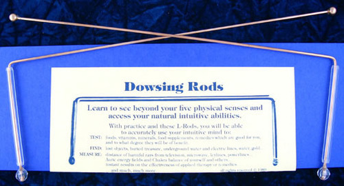 How to Make Dowsing Rods | Ghostly Activities