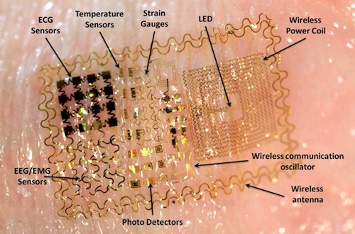 Temporary Tattoos Could Make Electronic Telepathy, Telekinesis Possible