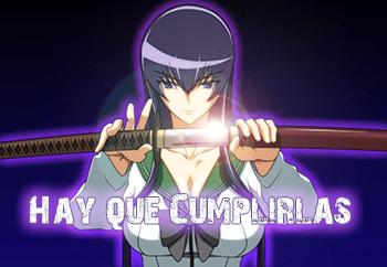 Resultado de imagen de reglas anime