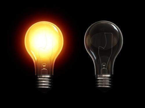 Benjamin Franklin Light Bulb
