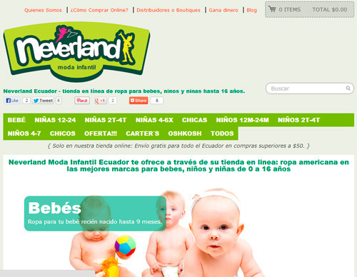 SEO para tiendas en línea en el Ecuador