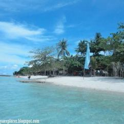 Tables And Chairs Rental Price Revolving Chair Justdial Pandan Island (honda Bay, Palawan) | The Palaweña Explorer