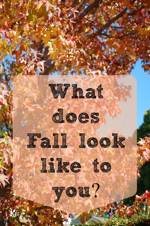 What does Fall look like to you? – SimplePrints