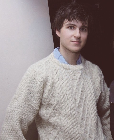 ezra koenig sweater