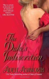The Duke's Indiscretion by Adele Ashworth